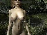 Skyrin Nude Dance