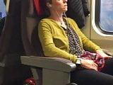 Women in the Train