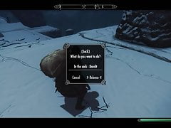 Extrémní Skyrim část 3