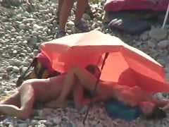 Pieprzony na plaży 21