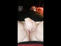 Chrissy Playing With Her Pussy