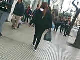 candid asses compilation walking