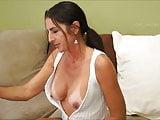 Katrina smoking tits out