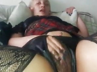 Hairy Brunette Milf video: Skank Maria Whore