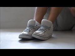 Perfekte stinkende Füße
