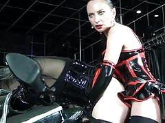 T-Fetisch Diva Nadja PornSocket