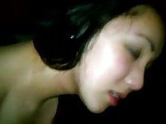 asiatisches Mädchen Blowjob
