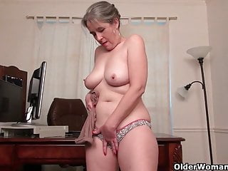 Milfs Milf Pantyhose video: You shall not covet your neighbor's milf part 79