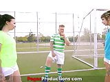 Pegas Productions - 2 Teens Nailed by their Soccer