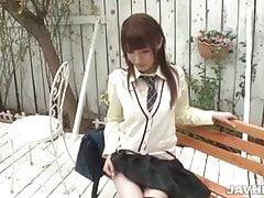 Karin Aizawa è pronta a prendere le sue mutande per il cazzo