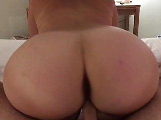 Cumshots Pov porno: big cum on ass 3