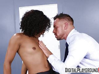 DigitalPlayground - Boss Bitches Episode 1 Misty Stone Johnn