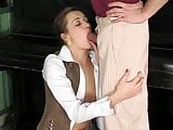 Russian piano tutor seduces young student -helena