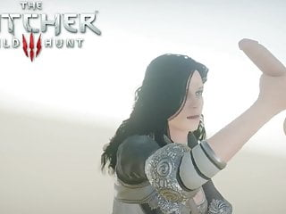 Cartoon Hd Videos video: Yennefer