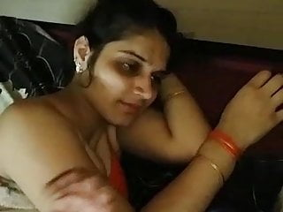 Lingerie Tits Outdoor video: Indian aunty jeejaa saalee bedroom sex part two, indian aunt
