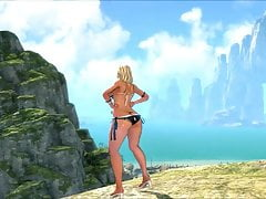 Blade and Soul: Beach Time! (Keyla)