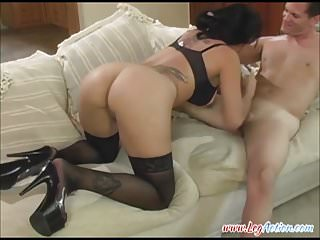 .Olivia O'Lovely Ride On Ass Fat Cock.