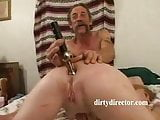 Mature Redhead Gets Asshole Gaped