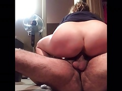Girlfriend Riding my Cock Compilation. PERFECT ASS PAWG