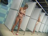Hidden Cam Shower Room Part 12