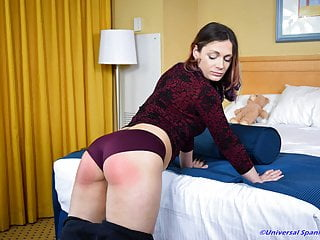 Babes Spanking Small Tits video: Never Leaving Home - (Spanking)