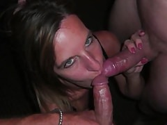 Real Cuckold Video: Hot MILF Jade – Sante Fe Suck