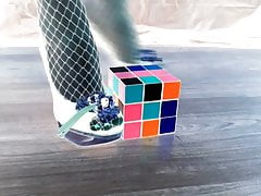 Lady L Crush Cubik Rubik.