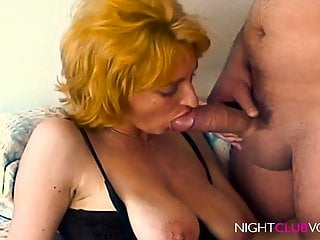 Amateur Hardcore Milf video: NIGHTCLUBVOD - PRIVATPORNO MILF