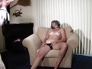 Juls Teases In The Chair - BTS