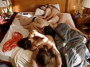 Christina Ochoa Group Nude Scene In Animal Kingdom Series