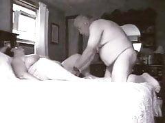 Grandpa and grandma hidden cam sex