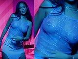 Rihanna see through mix