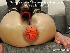 Lets do balls again - Hotkinkyjo