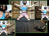 Females Wrestler Sybian Ride