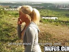 Veröffentlichen Sie Pickups - Veronika - Sie arbeitet aus - Mofos