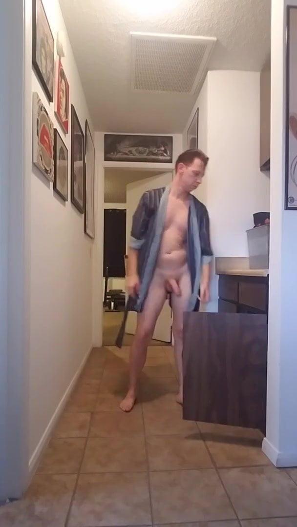 Bathrobe to Nude
