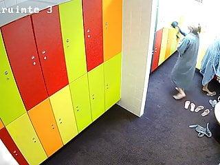 Hidden Camera Hd Videos video: Hidden camera in the locker room 2