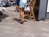 Na visokih kablukah na rinke