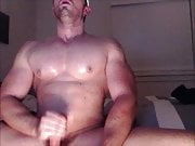 Str8 muscle men on cam