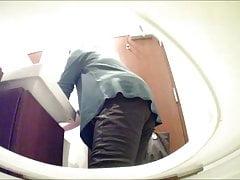 Japanese hidden toilet camera in restaurant (#52)