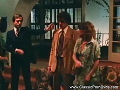 Pornstar Platinum Blonde Des Années 70