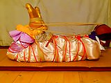 Ultra tight hogtie
