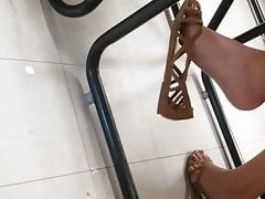 Feet Candid Class Maria Flats Dangle
