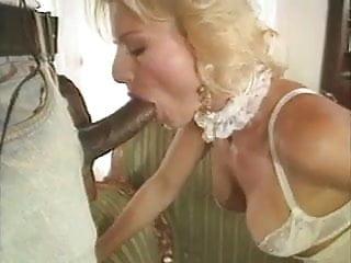 Vintage Swingers Blowjob video: Vintage Black Cock Ride
