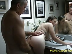 Frau Paris und ihre Tabu-Geschichten-Daddy-Tochter Guten Morgen