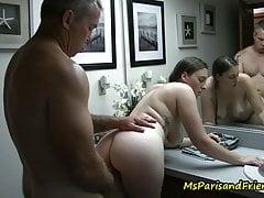 Pani Paris i jej Taboo Tales-Daddy Daughter Good Morning