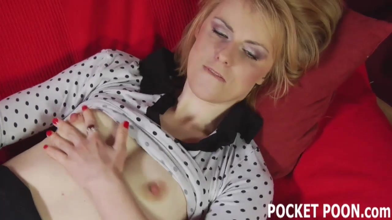 Pussy Gripping Big Cock