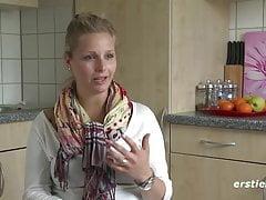 Susanne mostra già nell'intervista ciò che nessuno si aspettava