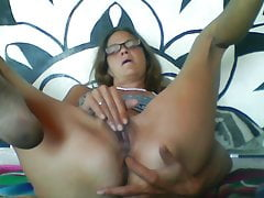 Masturbazione Orgasmo esplosivo Sarita MILF