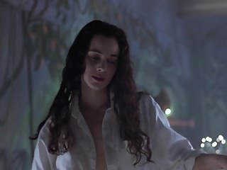 Brunettes Celebrities video: Mia Kirshner - Exotica